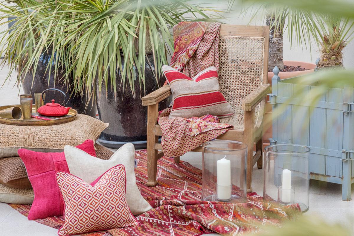 Muebles de jardín para su piscina, patio o terraza en Mallorca